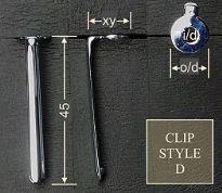 Clip style D